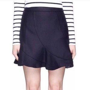 JCrew Flutter Skirt